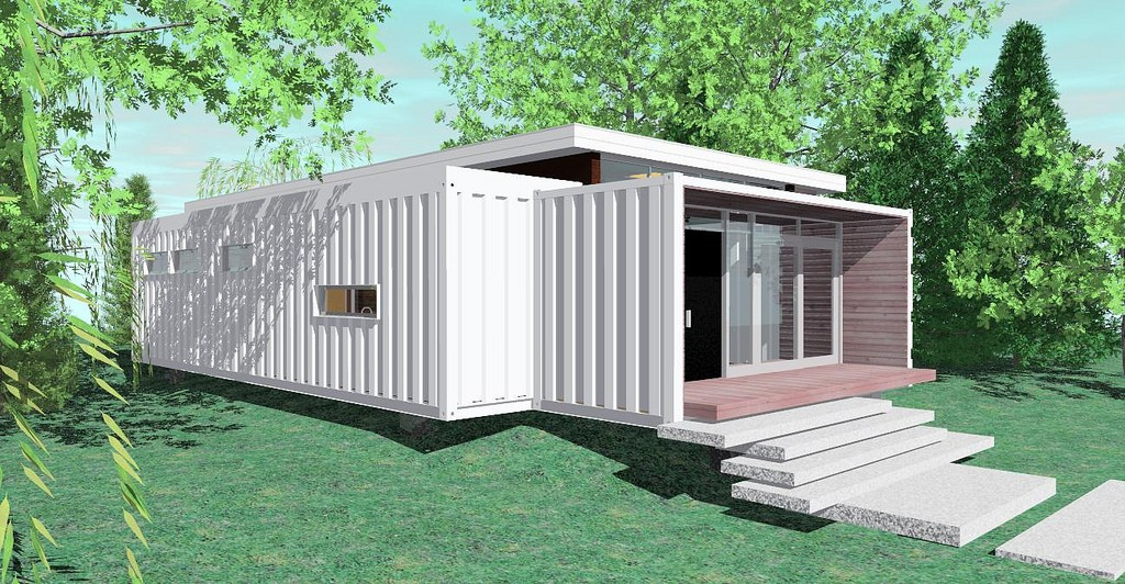 1 stepping stones - Container Home Design Ideas
