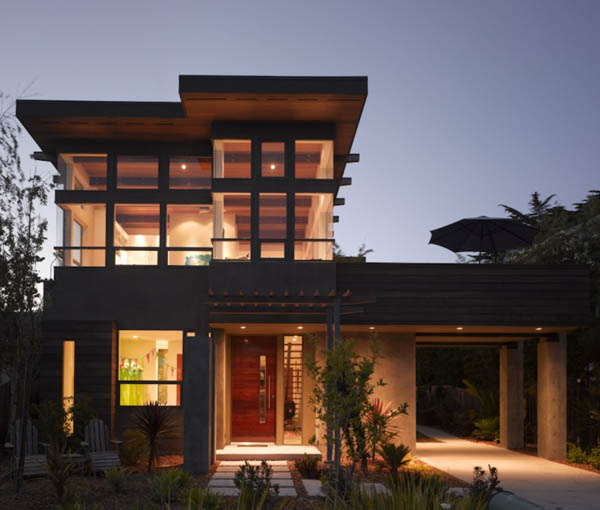 10 modern 2 story shipping container homes container living - Modern two story houses ...