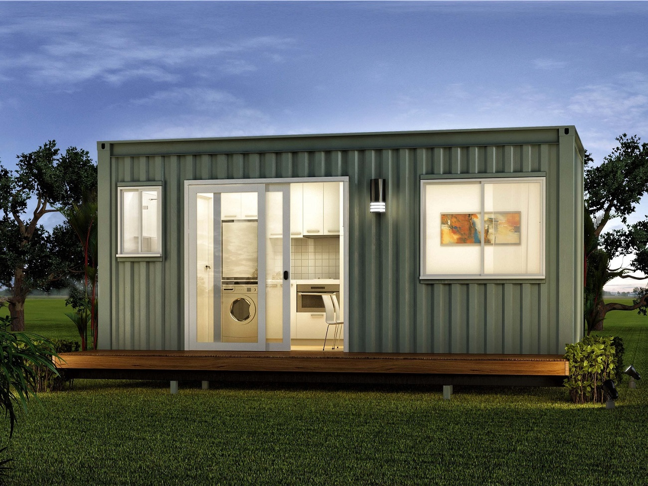 10 more container house design ideas container living - Container home architect ...