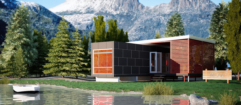 Merveilleux Gathering Resources To Construct The 40 Foot Container Home Design Of Your  Dreams Is Actually A Lot More Achievable Than You Think.