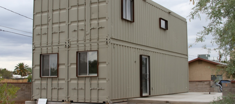 Shipping container homes buying guide container living - Insulating shipping container homes ...