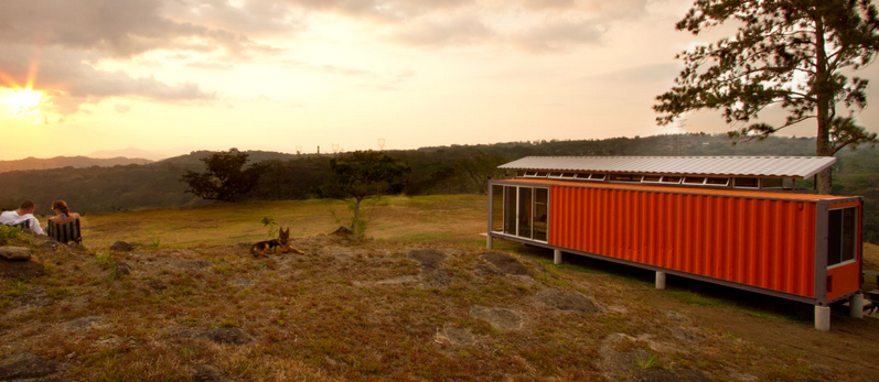 containers on their own arent exactly the most aesthetically pleasing housing structures in fact given a choice most people would rather live in a place - Container Home Design Ideas