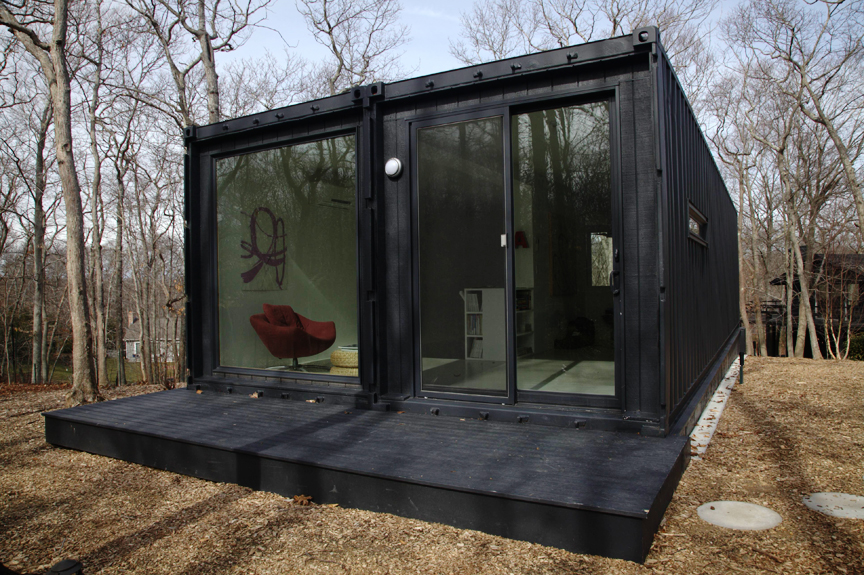 15 amazing shipping container home design ideas container living. Black Bedroom Furniture Sets. Home Design Ideas