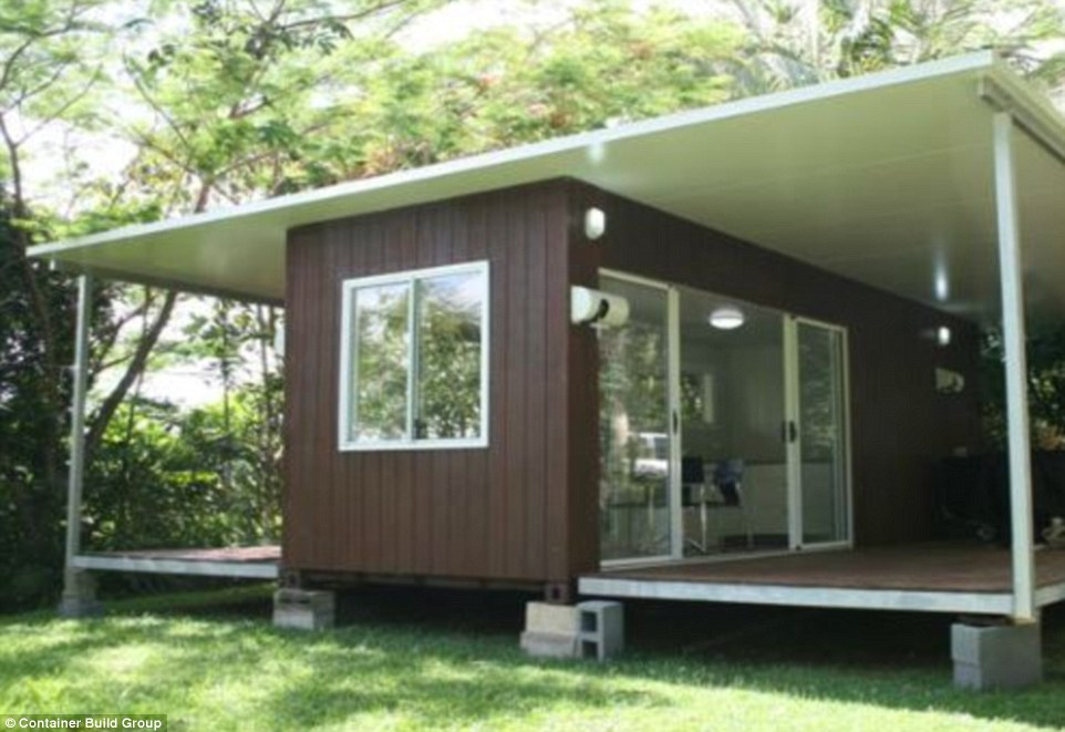 9 inspiring modular container home designs container living for Small house design container
