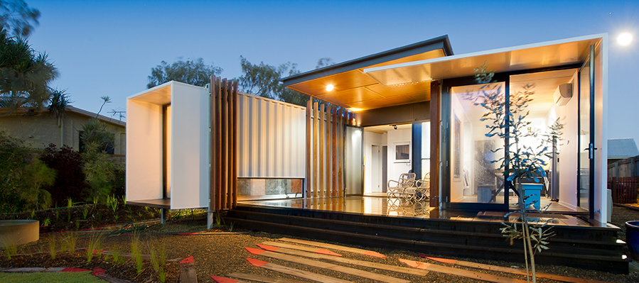 7 amazing japanese shipping container home