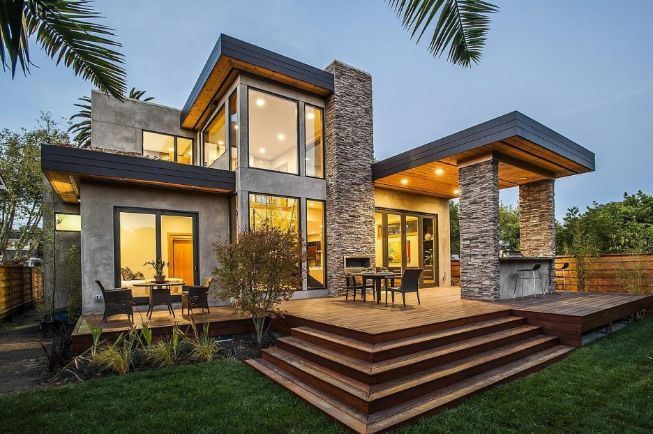 modern-prefabricated-modern-home-with-stacked-stones-pillars-and-concrete-wall-plus-hardwood-floor-patio-and-outdoor-dining-space-prefabricated-homes-modern-prefabricated-homes-luxury-prefabricated-936x622