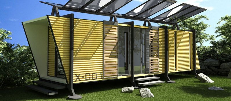 10 Examples Of Energy Efficient Container Homes