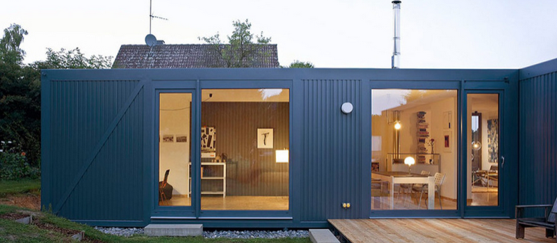 Shipping container homes designs container living - Amazing shipping container homes ...
